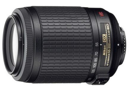 AF-S Nikkor 55-200mm VR f/4-5.6