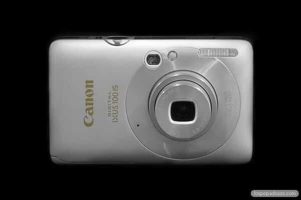 Обзор Canon IXUS 100 IS (Canon PowerShot SD780 IS)