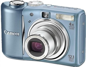 Обзор Canon PowerShot  A1100 IS