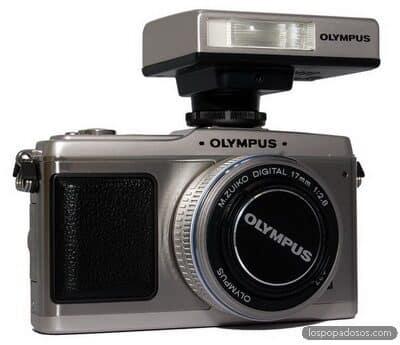 Обзор Olympus E-P1