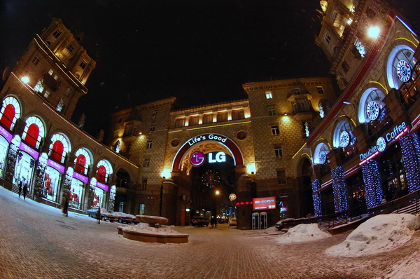 Nikon D40, 10.5mm (fisheye), 1/20s, ISO800
