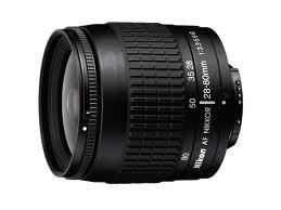 Обзор объектива Nikon AF Nikkor 28-80mm f/3.3-5.6G