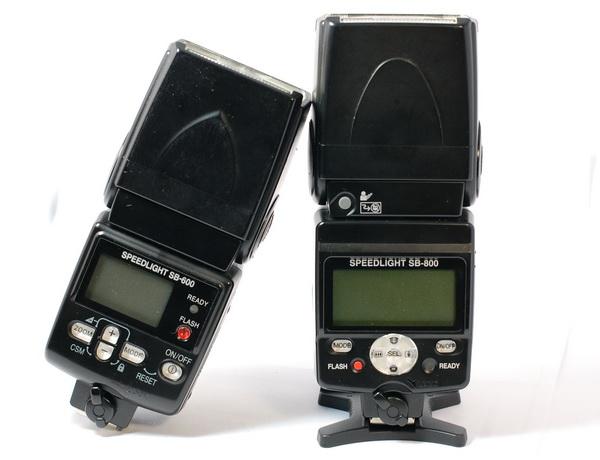 Обзор вспышки Nikon Speedlight SB-800
