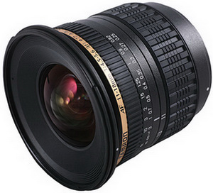 Обзор объектива Tamron AF11-18mm F/4.5-5.6 Di-II