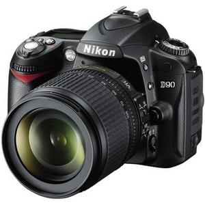 Обзор фотокамеры Nikon D90.