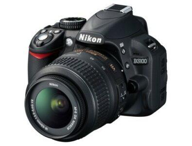 Обзор фотокамеры Nikon D3100