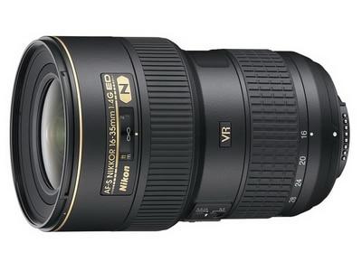 Обзор объектива AF-S NIKKOR 16-35mm f/4G ED VR