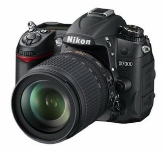 Обзор фотокамеры Nikon D7000