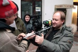 Первые пробы Canon 7D на студии «Панорама»