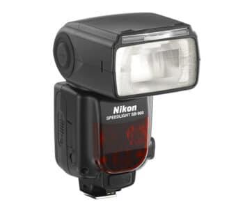 Обзор вспышки Nikon SB-900