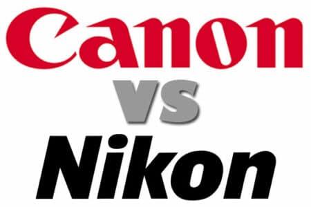 Nikon vs. Canon
