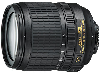 Обзор объектива Nikkor 18-105 VR
