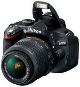 Обзор камеры Nikon D5100