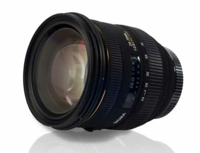 Обзор Sigma 24-70mm f/2.8 EX DG HSM