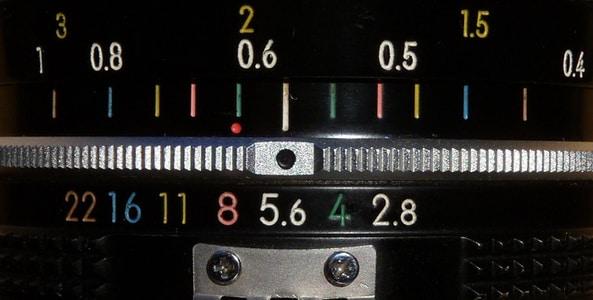 Калькуляторы глубины резкости. Как рассчитать ГРИП.