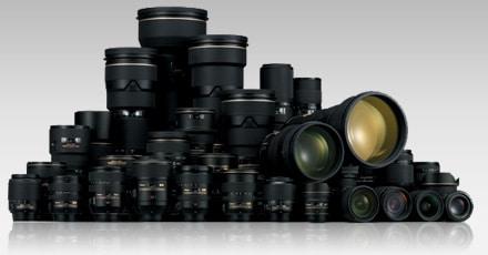 Что означают буквы на объективе. Маркировка объективов Nikon.