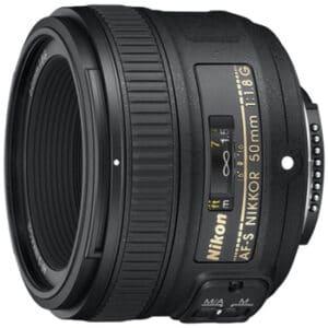 Обзор фикс объектива Nikkor 50mm f/1.8G AF-S