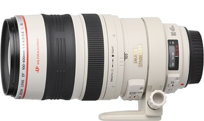 Обзор объектива Canon EF 100-400 mm f/4.5-5.6L IS USM
