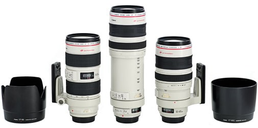 Обзор объектива Canon EF 100-400 mm f/4.5-5.6L IS USM