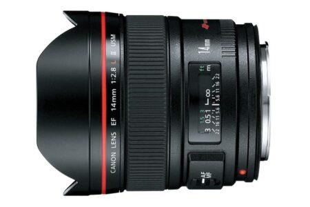 Обзор объектива Canon EF 14mm f/2.8 L II
