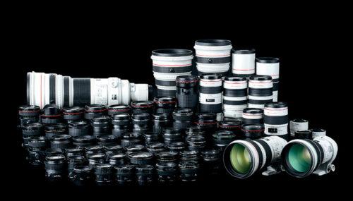 Обозначения на объективе. Маркировка объективов Canon