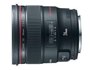 Обзор объектива Canon EF 24mm f/1.4L II USM