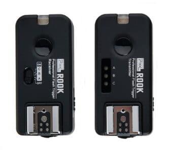 Обзор радиосинхронизаторов PixeL Rook для Nikon