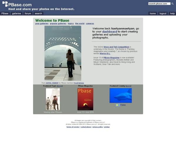 Сайты с профессиональными фото