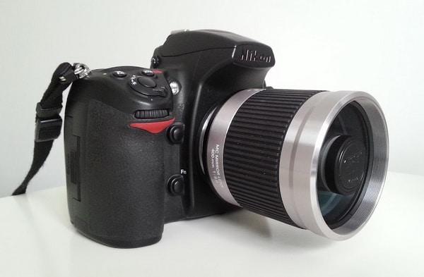 Обзор объектива Kenko 400mm f/8