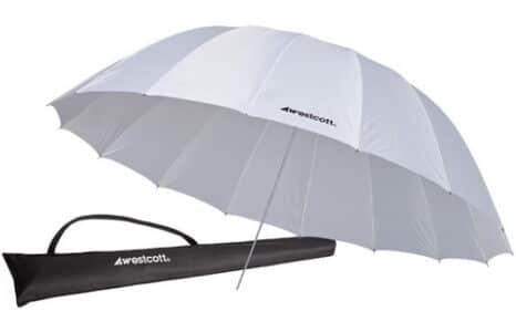 Что такое рассеивающий зонт. Для чего нужен фотозонт.