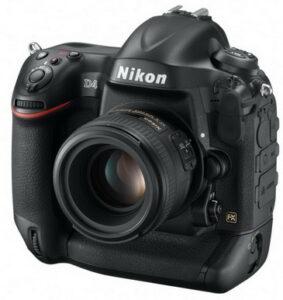 Обзор камеры Nikon D4