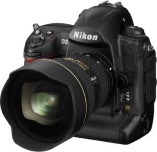 Обзор профессиональных фотокамер D3/D3S/D3X