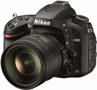 Обзор фотоаппарата Nikon D600