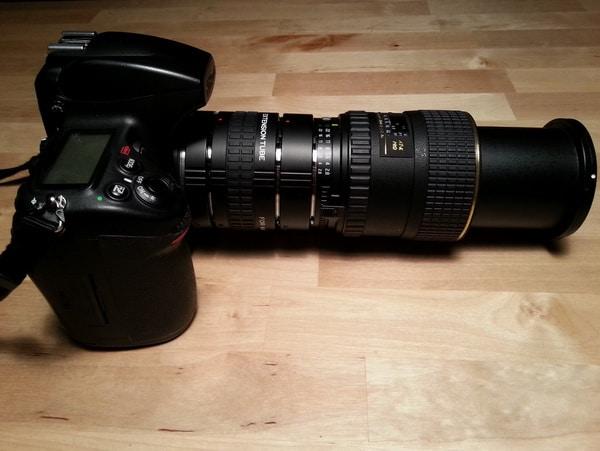 Обзор объектива Tokina 100mm f/2.8 Macro
