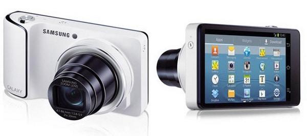 Обзор Samsung Galaxy Camera