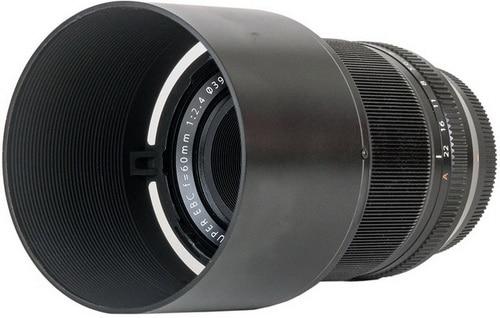 Обзор объектива Fujinon XF60mm F2.4 R Macro