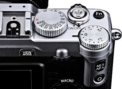 Обзор фотокамеры Fujifilm X-E1