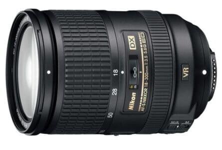 Обзор объектива Nikon 18-300 VR DX