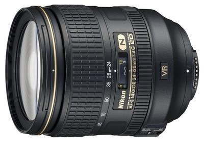 Обзор объектива Nikon 24-120mm f/4G VR