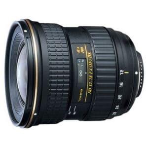 Обзор Tokina AT-X 128 F4 PRO DX (12-28mm)