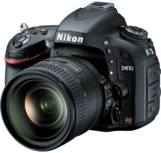 Обзор Nikon D610