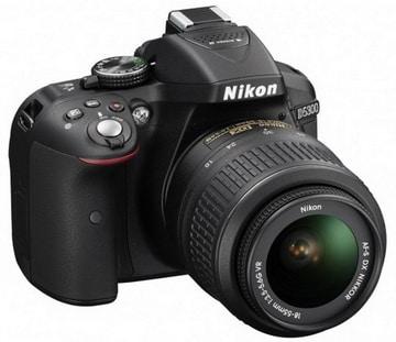 nikon D5300 18-55
