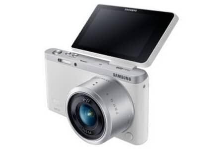 Обзор камеры Samsung NX mini