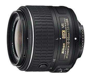Обзор объектива Nikon 18-55mm VR II (с кнопкой)