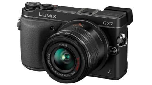 Обзор Panasonic Lumix GX7