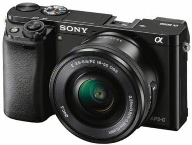 Обзор камеры Sony a6000 (ILCE-6000)