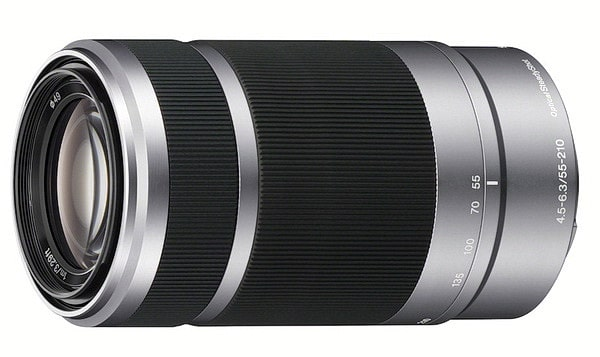 Обзор объектива Sony E 55–210мм F4.5–6.3 OSS