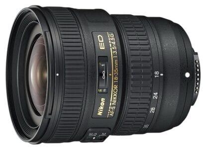 Обзор Nikon AF-S NIKKOR 18-35mm f/3.5-4.5G ED