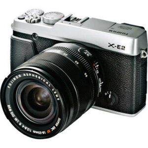 Обзор Fujifilm X-E2