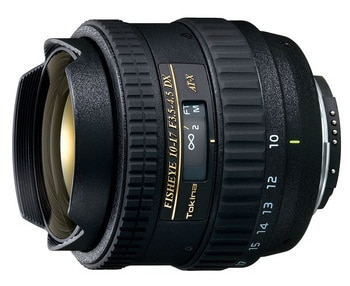 Обзор Tokina AT-X 107 F3.5-4.5 DX Fisheye